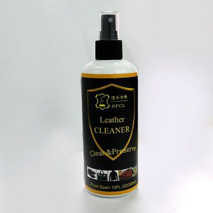 Smooth leather care agent